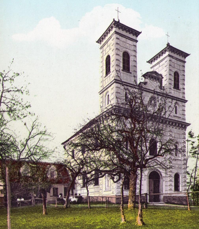 Postkarte 1909 Breitegg
