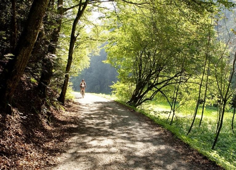 Raabklamm Raabtalradweg
