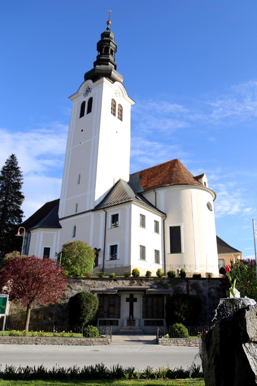 St. Ruprecht an der Raab Kirche