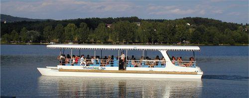 Stubenbergsee Schifffahrt