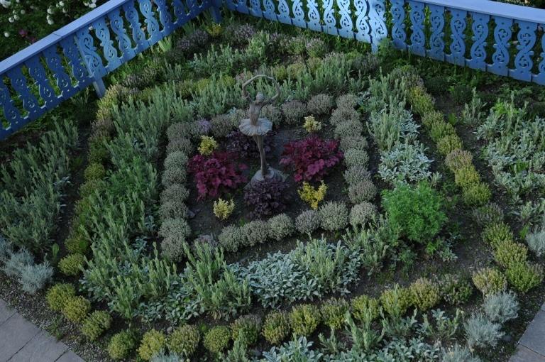 Sulamith Garten Heilkräuter