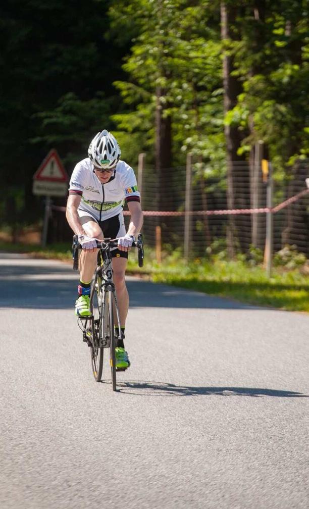 Thomas Mauerhofer Rennradprofi