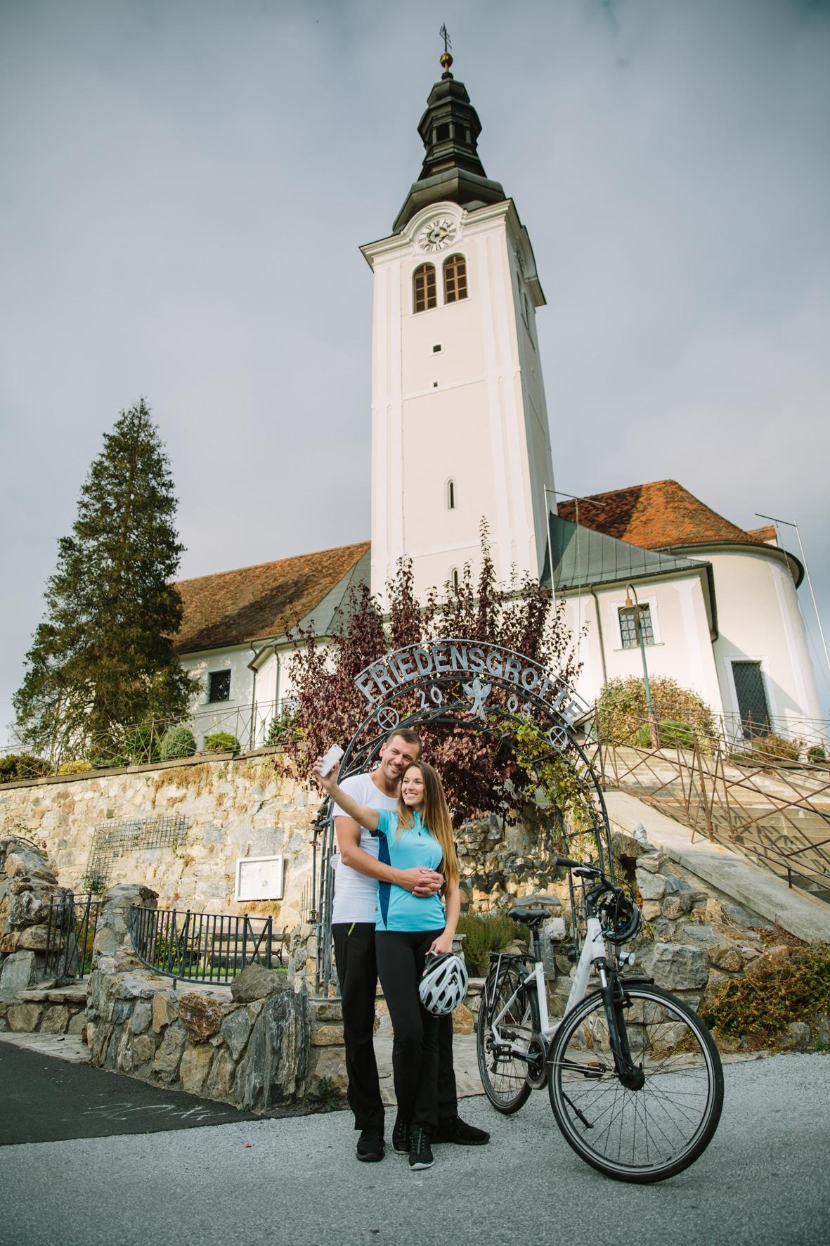 St. Ruprecht an der Raab Friedensgrotte Kirche Radfahren St. Ruprecht (c) St. Ruprecht_die mosbacher´s