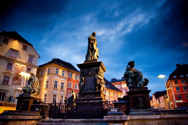 Graz Hauptplatz (c) Graz Tourismus
