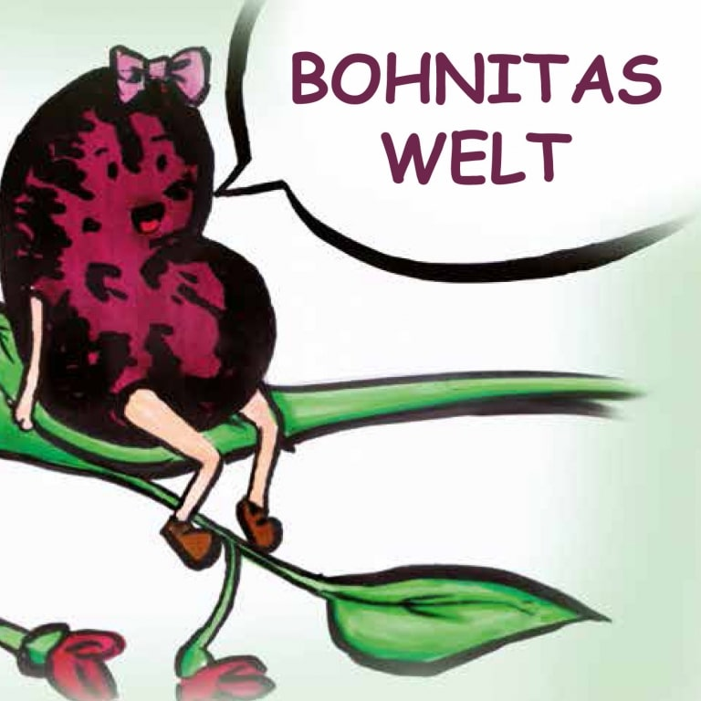 Bohnita-Pixi-Buch