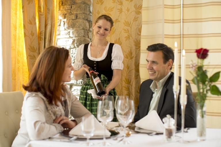 Garten-Hotel Ochensberger Kulinarik
