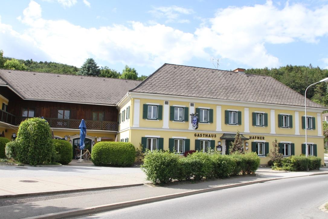 Gasthaus Hafner von außen
