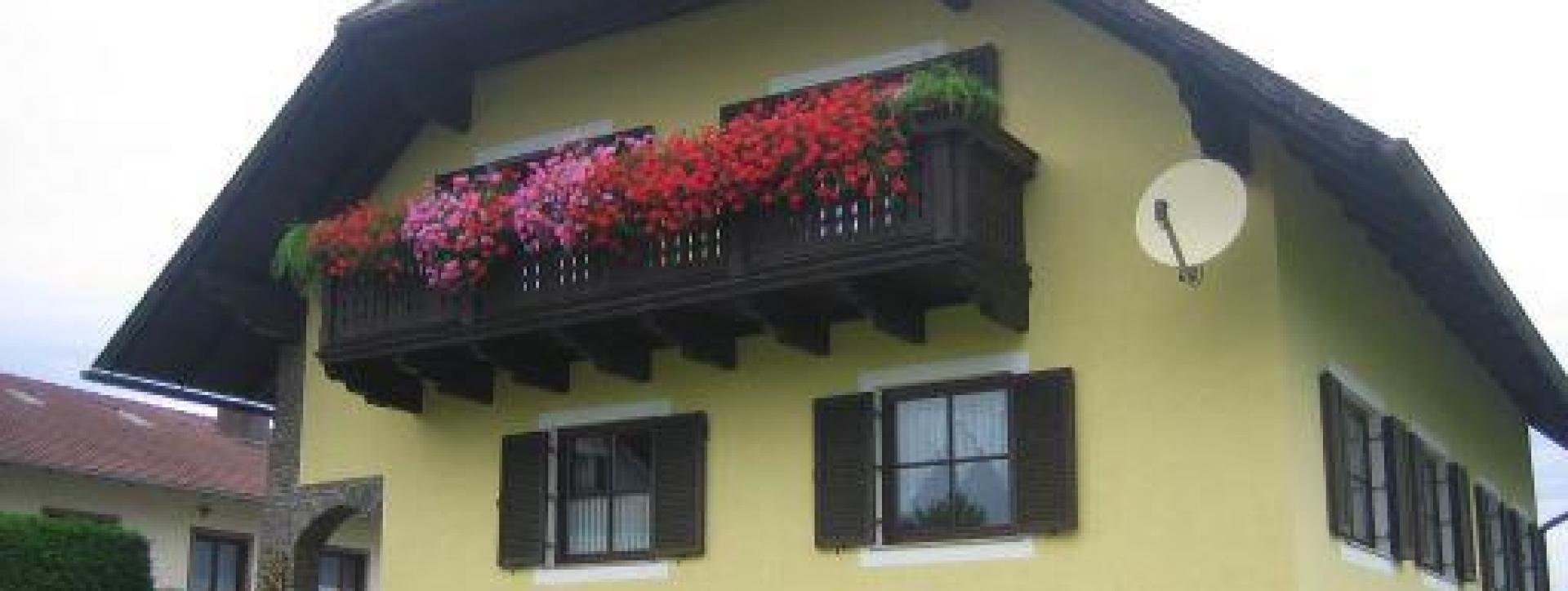 Haus Flicker Außenansicht