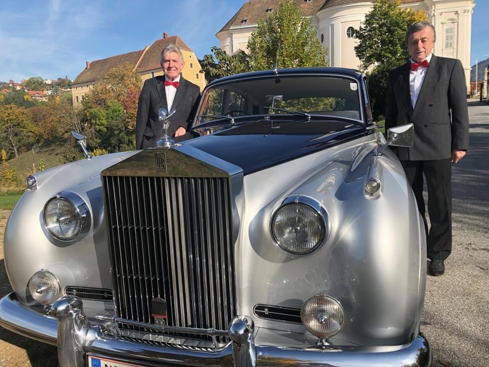 Rolls Royce (c) Hotel.Restaurant Allmer