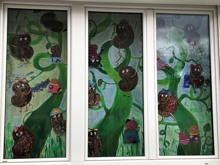 Käferbohnen-Fenster 7