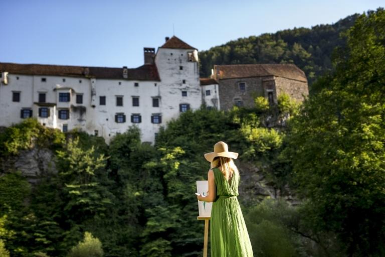Genuss & Kultur im Schloss Herberstein, Feistritztalklamm, Oststeiermark