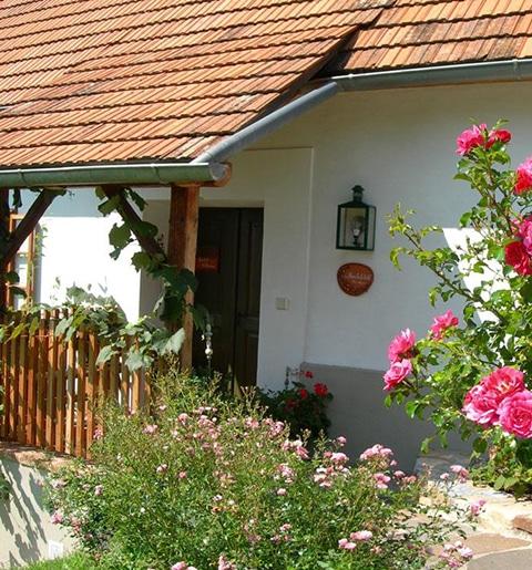 Eingang des Ferienhaus Moarhofstöckl