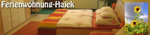 Logo Ferienwohnung Hajek