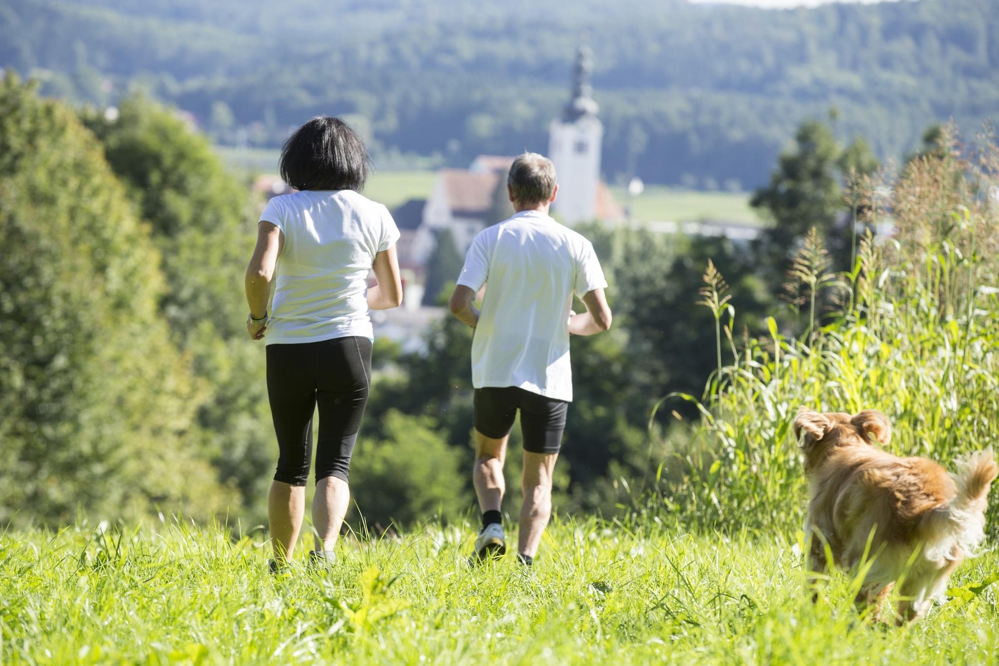Urlaub mit Hund (c) TV St. Ruprecht an der Raab - Karl Schrotter