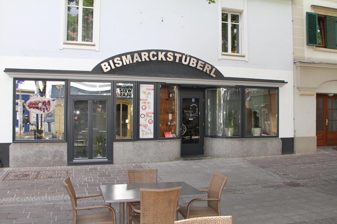 Bismarckstüberl von außen