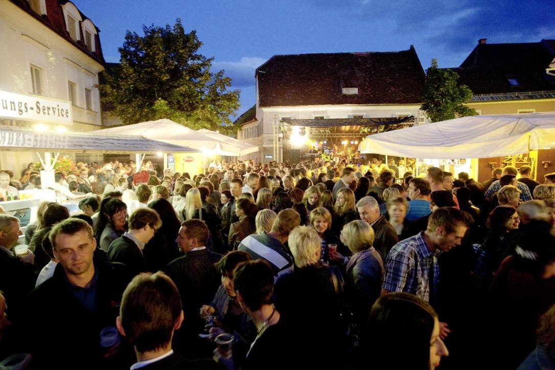 Foto vom Weizer Altstadtfest