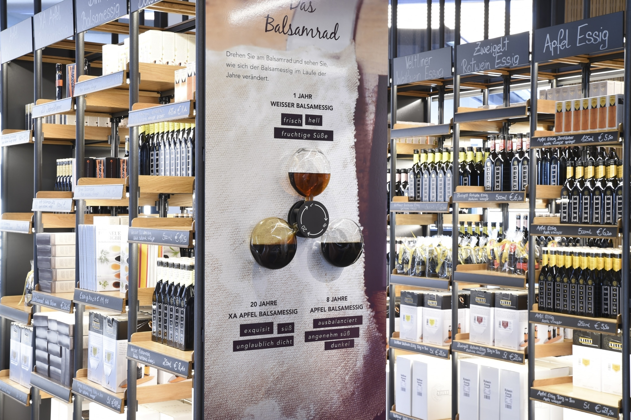 Manufaktur Gölles in Riegersburg