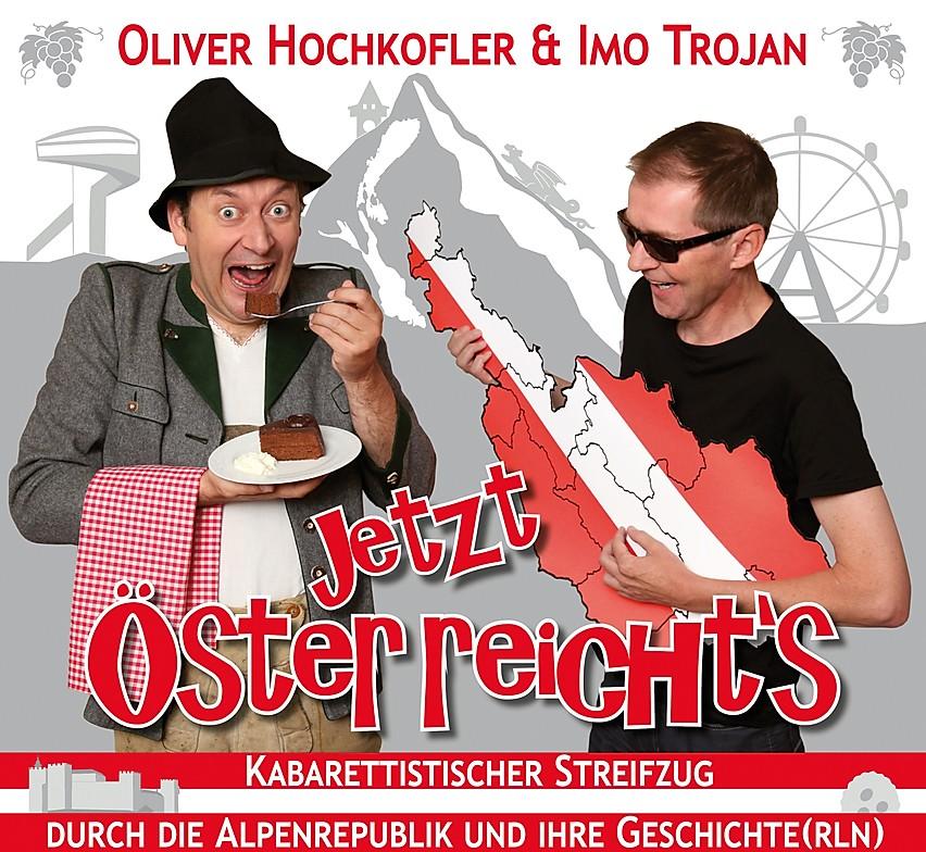 Sie sehen ein Bild von Oliver Hochkofler und Imo Trojan