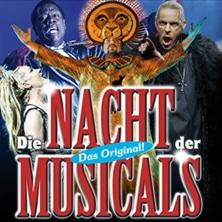 Sie sehen ein Bild von von der Nacht des Musicals