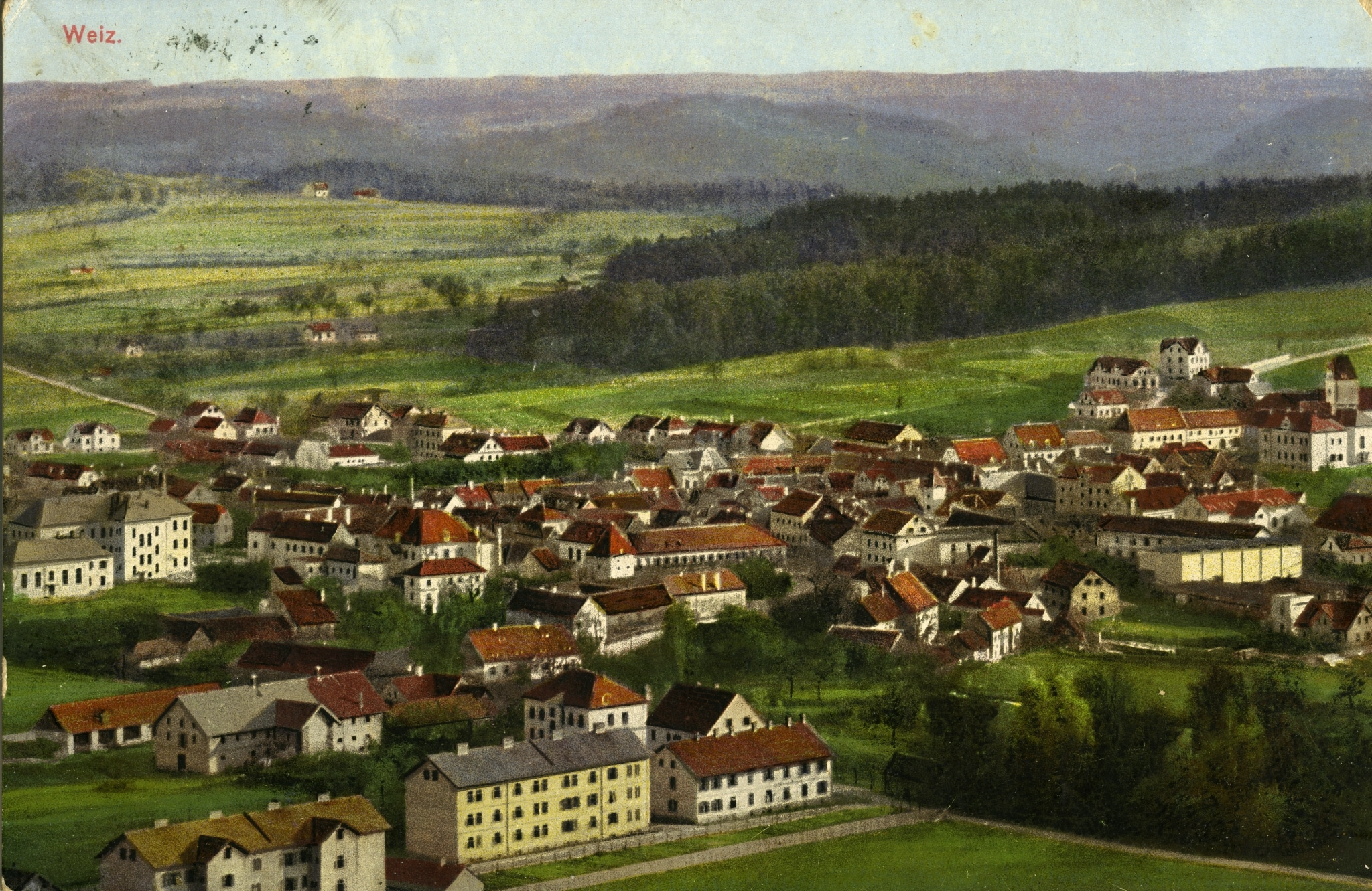 Weiz Verlag Ernst Dellefant 1915 Sammlung Museumsverein Weiz 2014