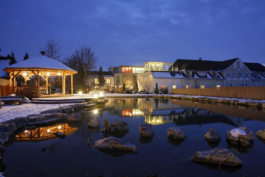 Winter Garten-Hotel Ochensberger