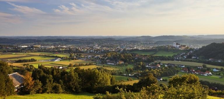 panorama Weiz