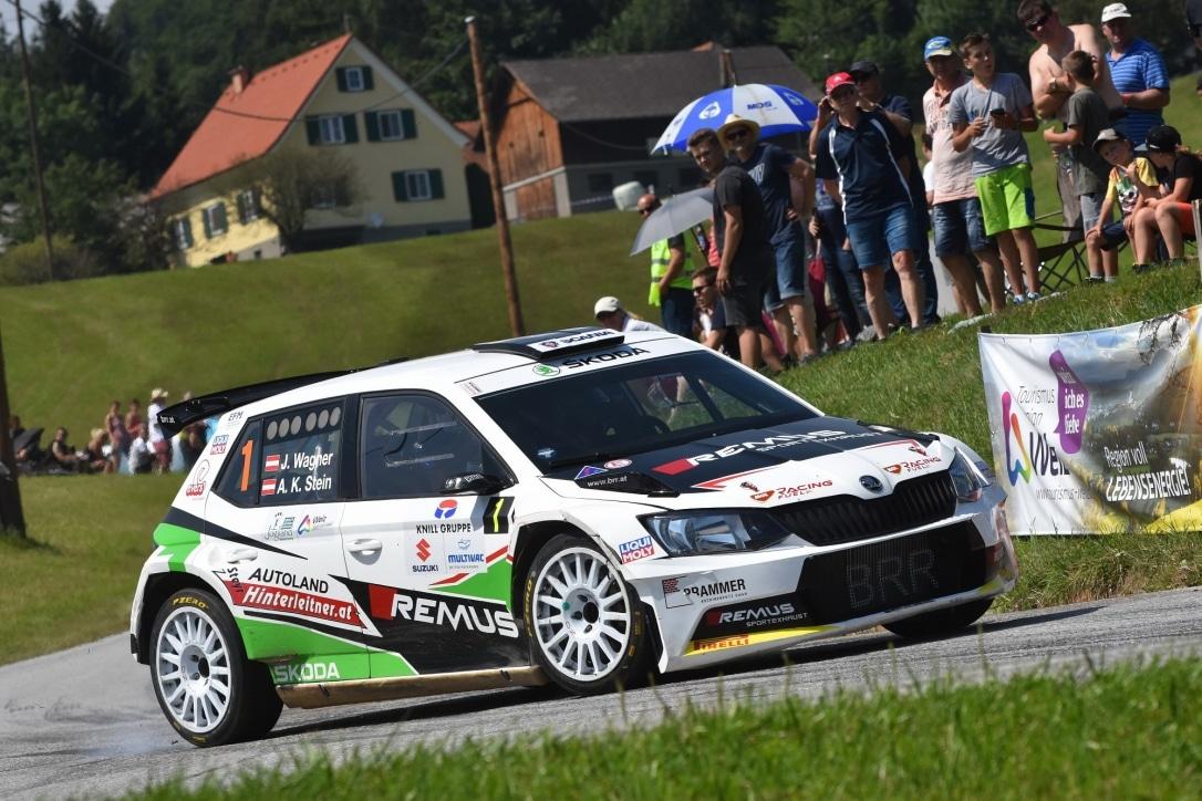 Gesamtsieger Rallye Weiz 2019, Julian Wagner