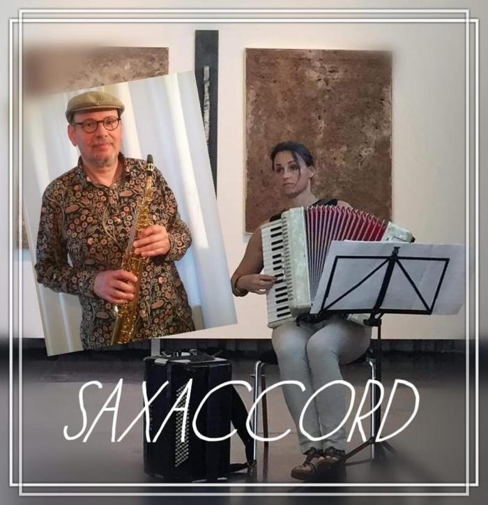 Saxaccord Duo