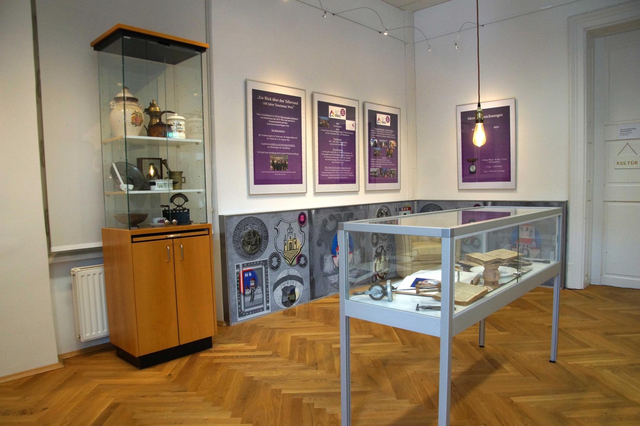 Tourismusausstellung Weiz